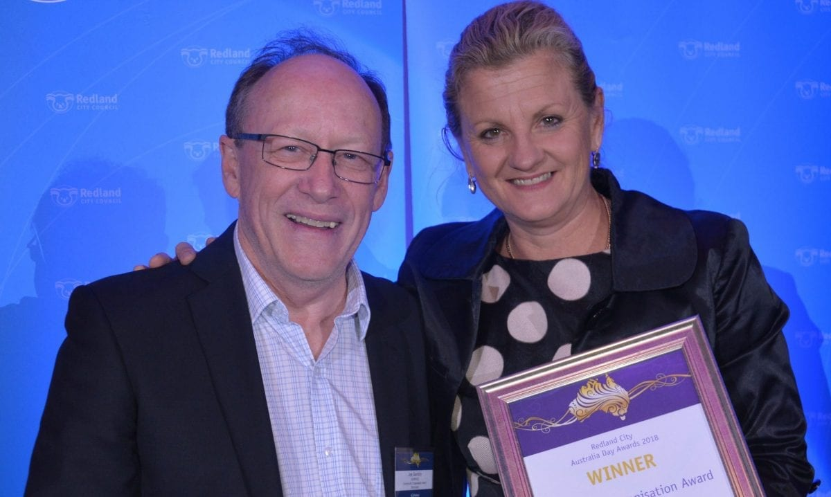 Myhorizon Wins Australia Day Award