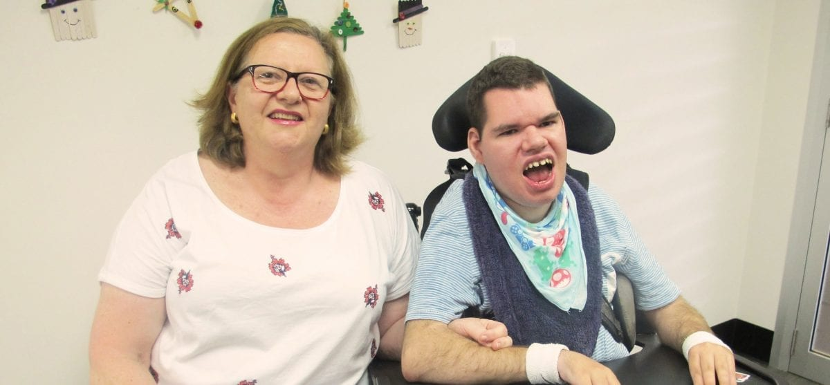 NDIS brings additional supports to Matthew