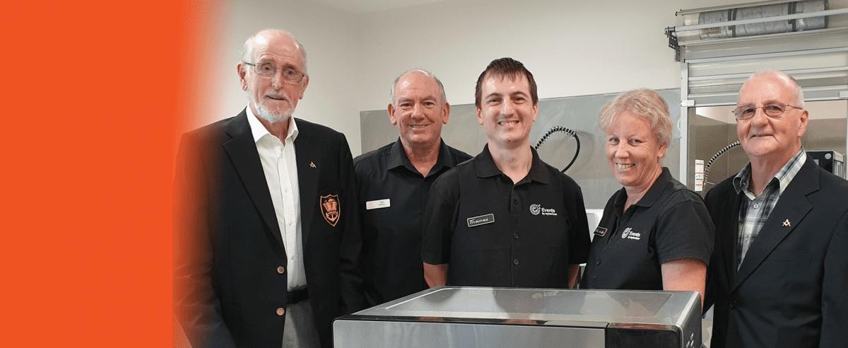 Myhorizon gifted $4000 from local Freemasons